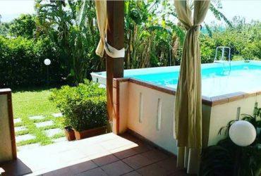 Casa vacanza a Tonnarella con piscina indipendente. €. 1000