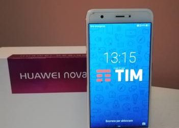 Huawei Nova in Ottime Condizioni. €. 90