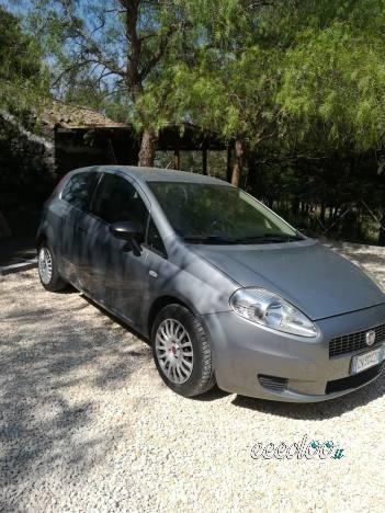 Fiat Grande Punto 1.3 Multijet 75cv. €. 2890