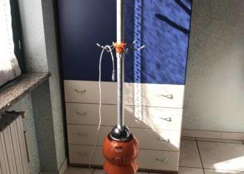 Stendi asciuga elettrico con timer programmabile. €. 25