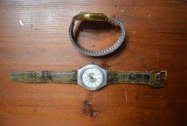 Vendo 3 orologi due dei quali sono Swatch. €. 30