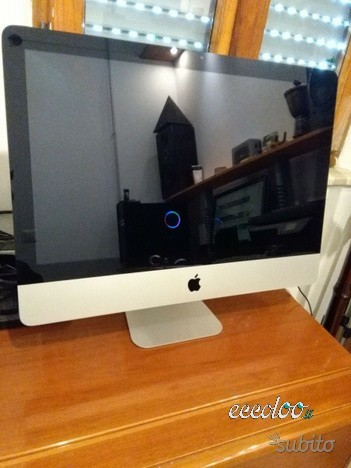 Apple iMac 21.5 (metà 2010) 3,06 GHz Intel Core i3. €. 280