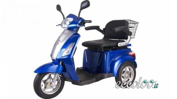 Scooter Elettrico Z-tech zt-15 b Trilux Plus. €. 1449