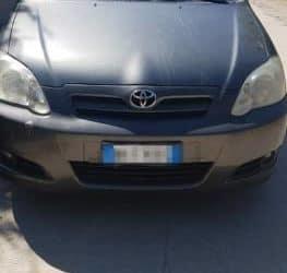 Toyota Corolla 1.4 diesel con cambio automatico. €. 2200
