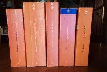 Libri vari, guarda l'elenco nella descrizione dell'annuncio. In blocchi €. 100
