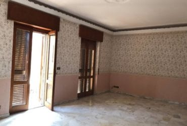 Appartamento al 1° piano zona Canalicchio (CT)
