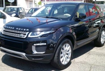 Range Rover Evoque Top – Pagalo come vuoi!!! €. 37500