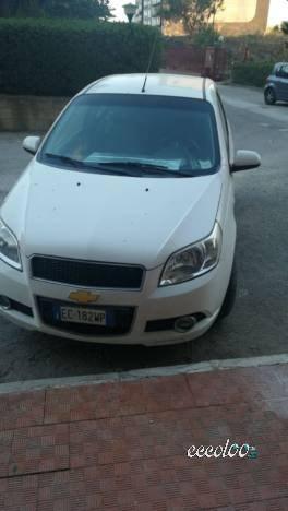Chevrolet AVEO 2010 benzina 85cv. €. 4000