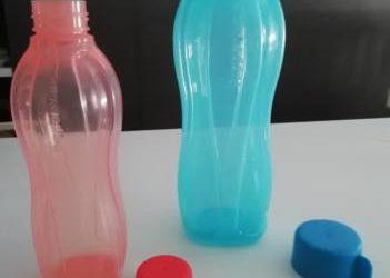 Bottiglie tupperware a 15 Euro