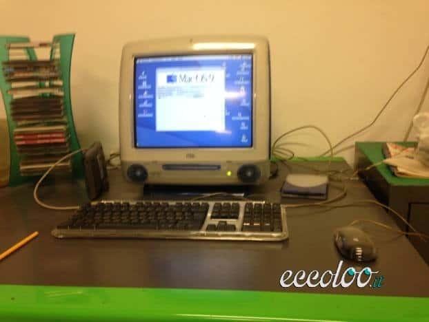 computer I-MAC