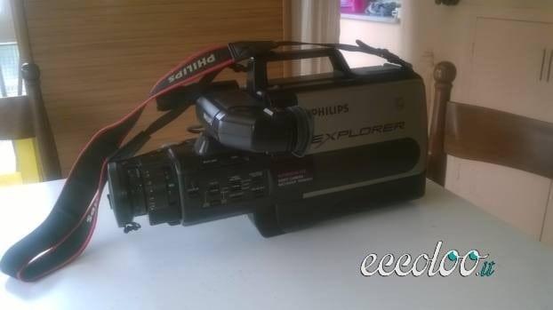 videocamera PHILIPS