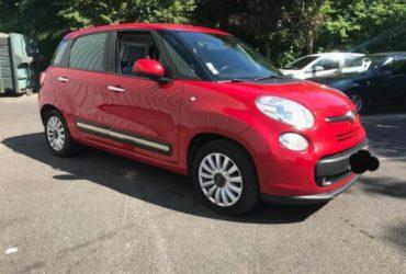Fiat 500 L 1.6 mjt 105 cv. €. 9100