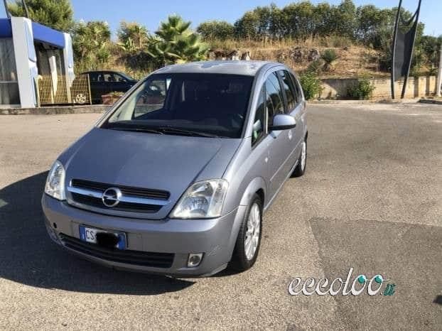 Vendo Opel Meriva 1.7 cdi. €. 2200 tratt.