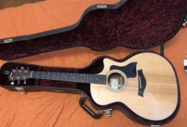 Chitarra acustica Taylor 314ce. €. 1500