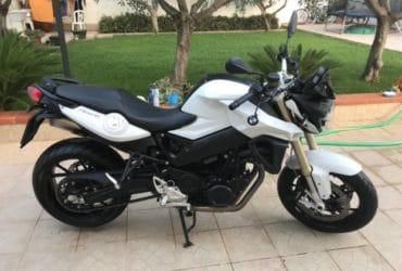 BMW F800R ABS anno 2016. €. 7500