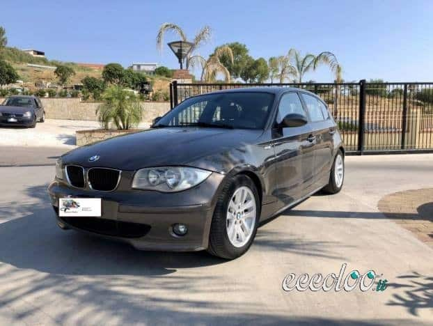 BMW 120 Serie 1 120d MSport DPF –  €. 7500 🎀 GUARDA L'OFFERTA X ISCRITTI ECCOLOO.IT.