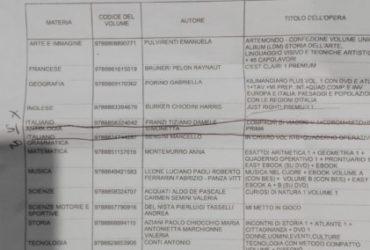 Acquisto libri prima media scuola Vittorio Emanuele Orlando (PA) (guarda elenco)