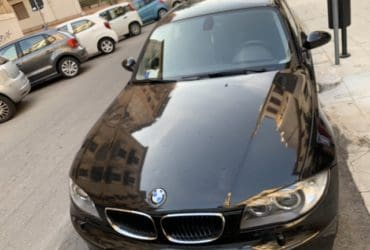 BMW 118D Serie 1 allestimento Futura Vendesi. €. 7000
