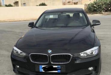 BMW 316 d F30. €. 12500