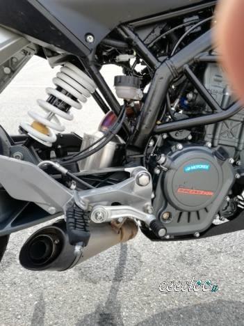 KTM DUKE 125 2016. €. 2500
