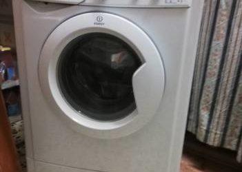 Lavatrice slim indesit 5kg come nuova. €. 110