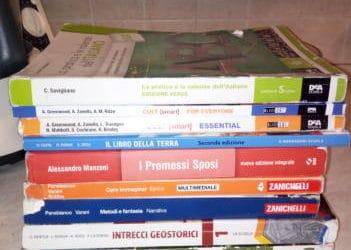 Libri liceo di Morreale