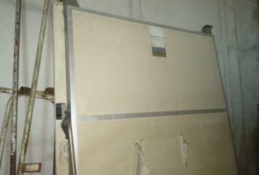 Porta per cella frigorifera