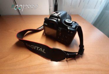 Canon EOS 1100d macchinetta fotografica