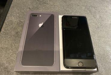 Iphone 8 plus con vetrino