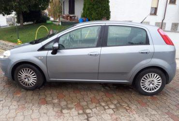 Fiat grande punto 1.3 mjt 90 cv neopatentati