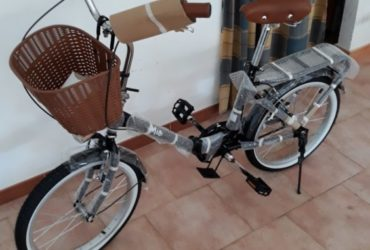 Bicicletta Bike nuova mai usata ancora incartata