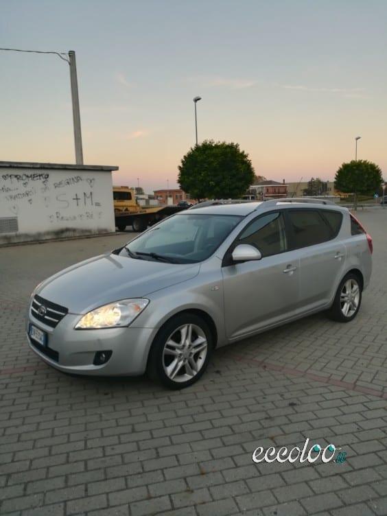Kia ceed station wagon