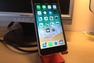 Iphone 6s plus con scatola e scontrino