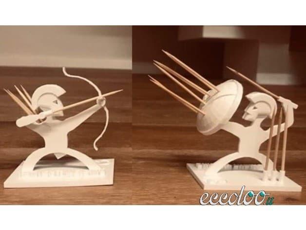 Oggettistica – Litofania Stampa 3D