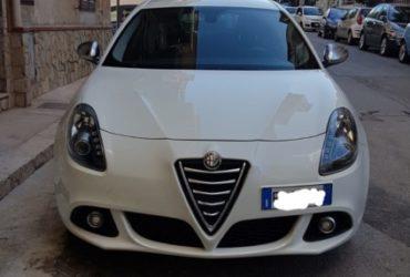Alfa Romeo Giulietta 1.6 mtj 105 cv distintive 2014