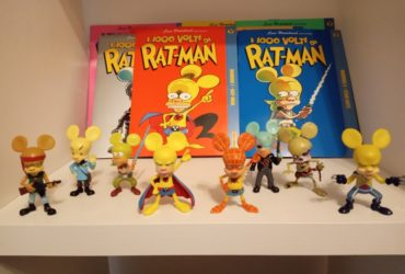 Collezione Completa I Mille Volti Di Ratman
