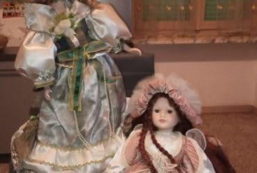 Bambole in Ceramica perfettamente tenute