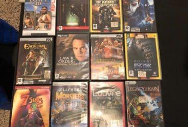 Giochi PC + DVD