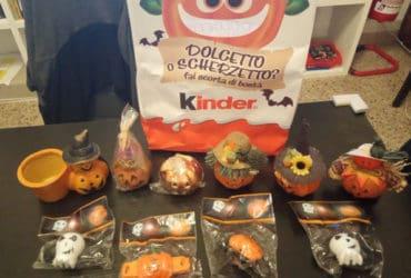 Set Autunno Halloween – Candele e Soprammobili