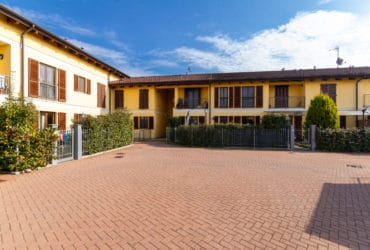 Bilocale con giardino e posto auto a Vinovo